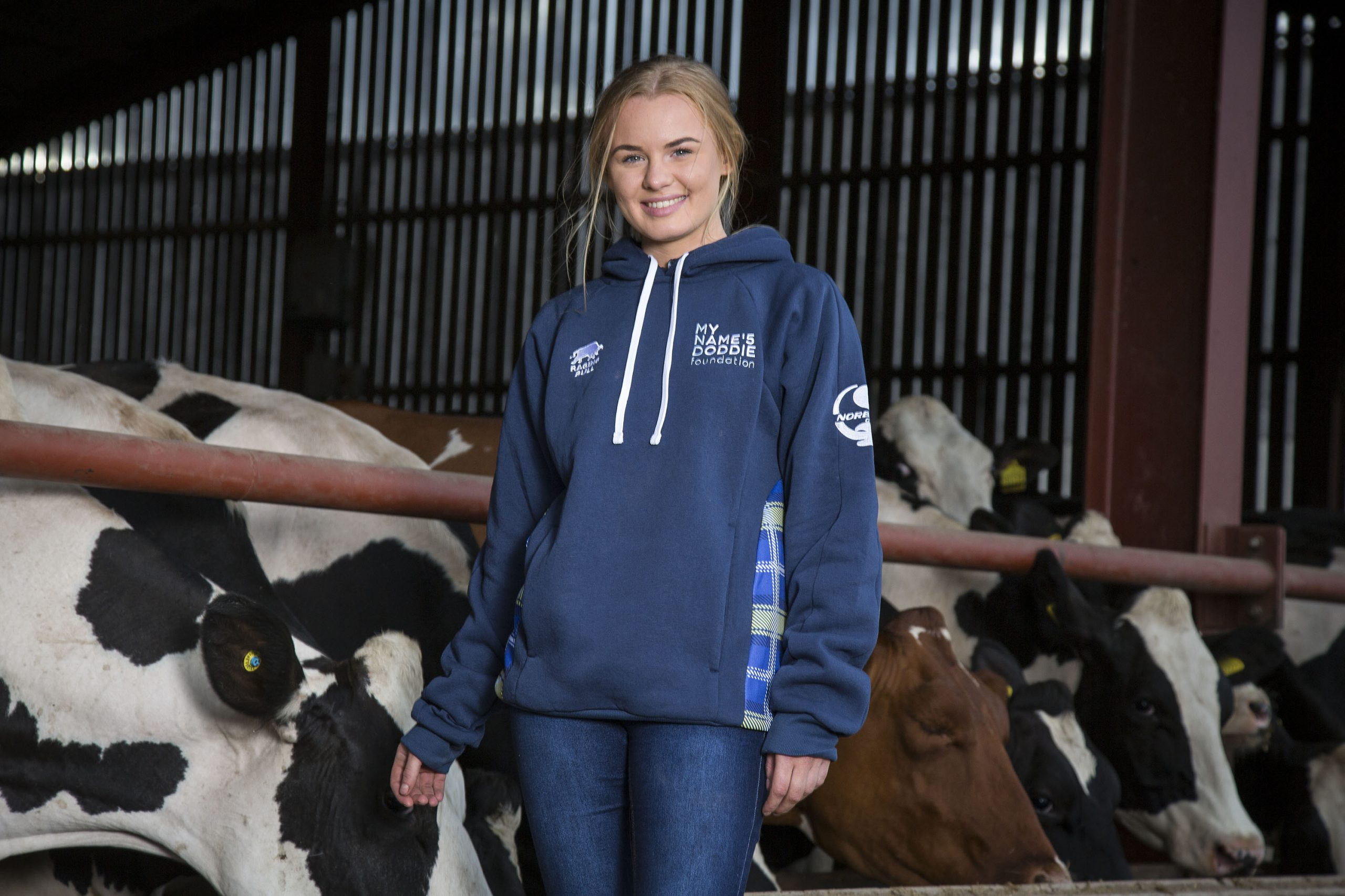 Norbreck Genetics launches new clothing range alongside Doddie Weir foundation